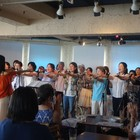 Ayako with 湘南 Gospel Choir(AWSGC)